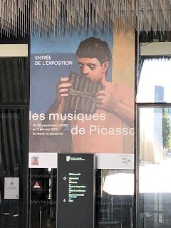 Picasso et la musique, superbe exposition à la Philharmonie de Paris