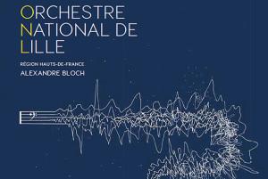 ORCHESTRE NATIONAL DE LILLE : La nouvelle saison 2020 2021 / cd 7ème de Mahler