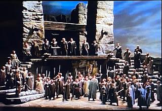 Metropolitan Opera at Home - Wagner's Gotterdammerung.  October 10, 2020.