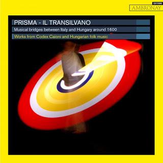 De l'Italie à la Hongrie, l'ensemble Prisma continue son exploration de la musique instrumentale du 17ème siècle