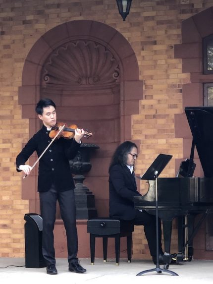 Evanston Chamber Music Festival provides musical warmth on a chilly afternoon