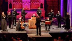 COMPTE-RENDU, critique, concert. TOURS, Basilque Saint-Julien, le 18 octobre 2020. Ensemble Jacques Moderne / Joël Suhubiette. Bach & Scarlatti.