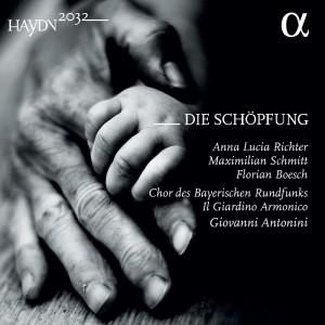 CD, critique. HAYDN : Die Schöpfung. Antonini, 2019 (1 cd Alpha)