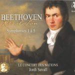 Beethoven mûri, décapé et repeint à neuf par Jordi Savall