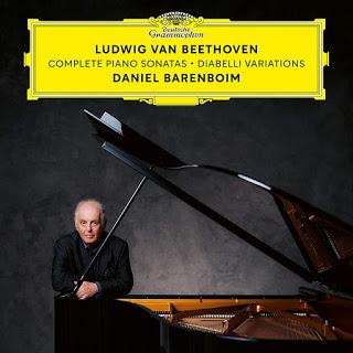 Apuntes sobre Daniel Barenboim y las sonatas de Beethoven
