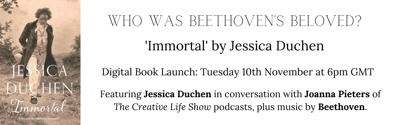 Zoom launch event for 'Immortal' on Tuesday