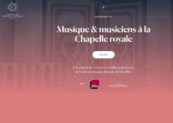Français - Le CMBV et Versailles lancent leur premier Expodcast
