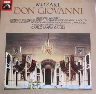 Mozart, Don Giovanni, Giulini, 1959