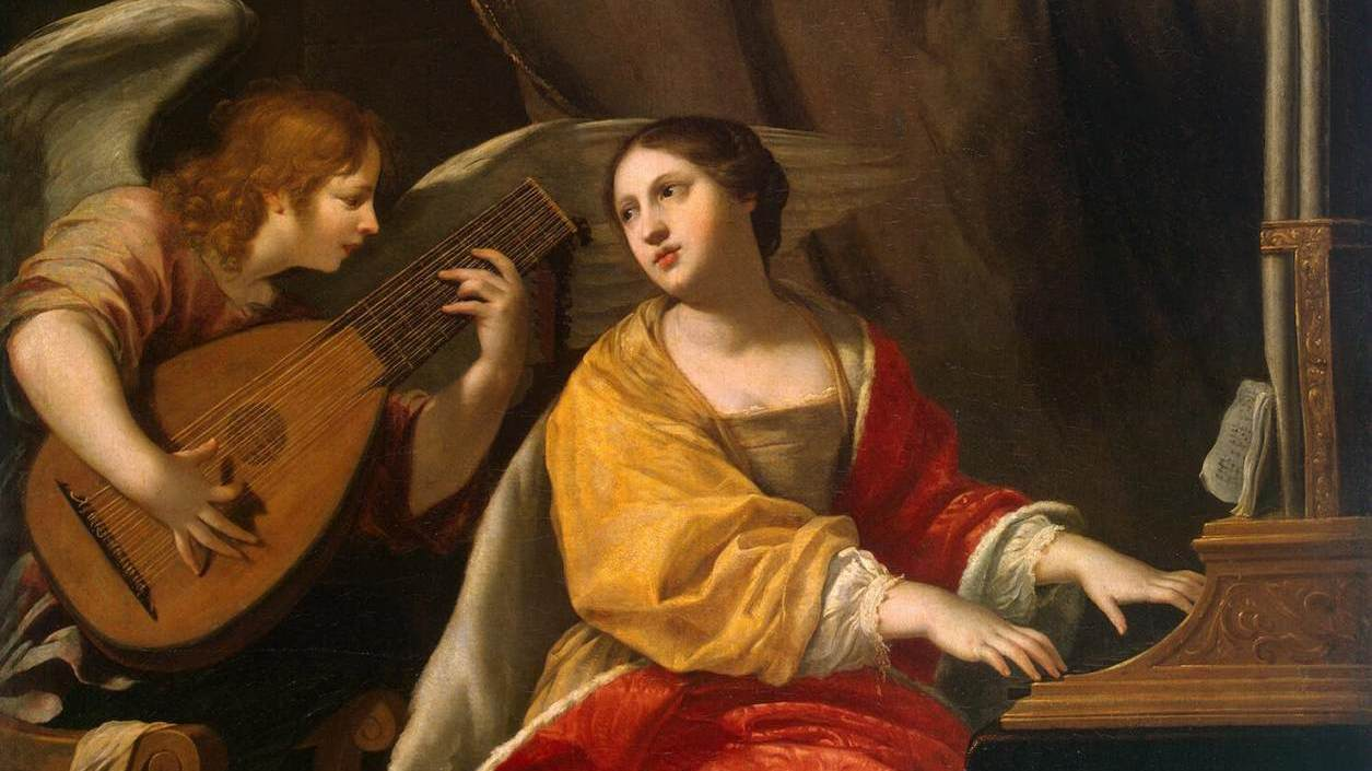 "Handel's ""Ode for St. Cecilia's Day"": ""From Harmony, from Heavenly Harmony"""