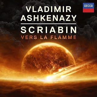 Vers la flamme: el último Scriabin de Ashkenazy