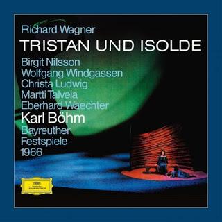 Wagner, Tristan et Isolde, Böhm, 1966