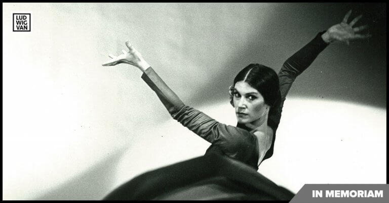 IN MEMORIAM | With The Passing Of Patricia Beatty Canada Has Lost A Titan Of Dance