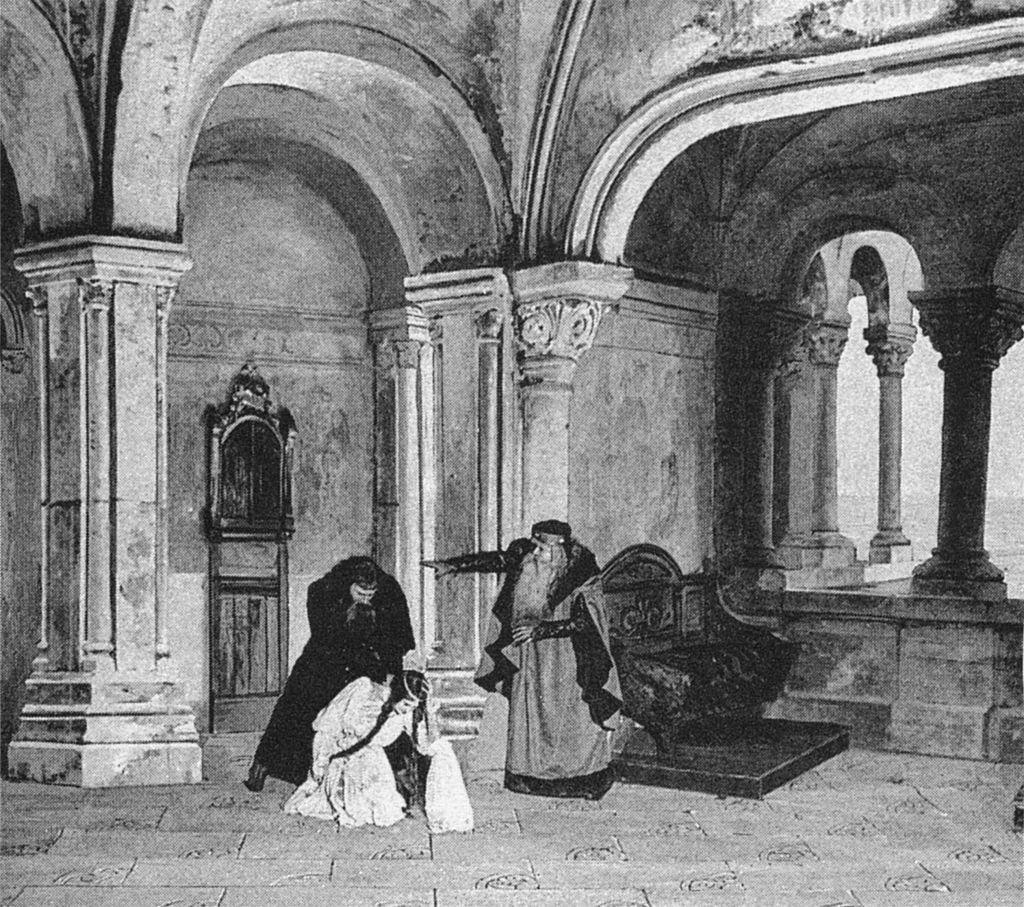Autour de Pelléas & Mélisande – XXII – Dieu en Allemonde ?