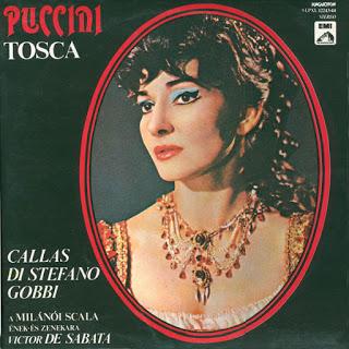 Puccini, Tosca, de Sabata, 1953