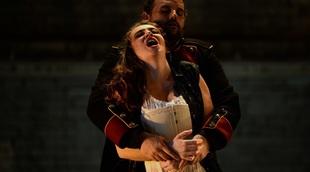 Français - Une Carmen inouïe de violence à l'Opéra de Monte-Carlo