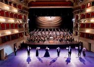 Français - Streaming : Belisario ressuscité au Festival Donizetti de Bergame