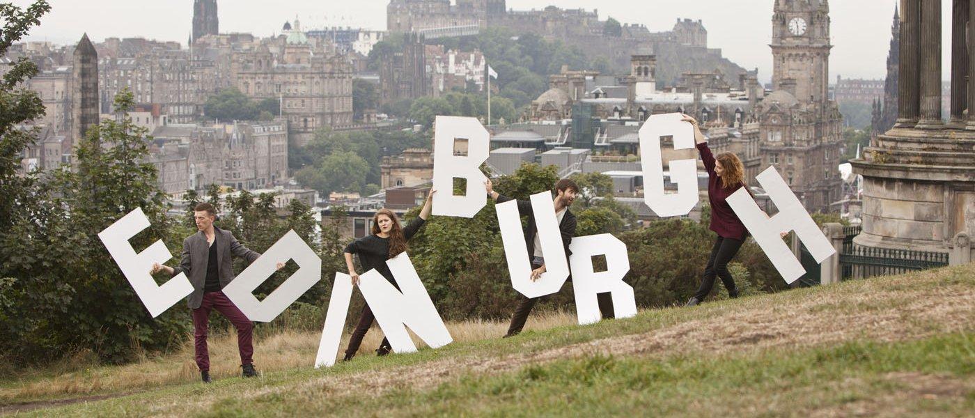 Edinburgh festival buys 250 instruments for city schools