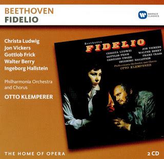 Beethoven, Fidelio, Klemperer, 1962