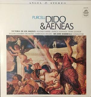 Dido y Eneas por Barbirolli: un fiasco