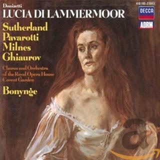 Donizetti, Lucia Di Lammermoor, Bonynge, 1972