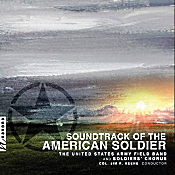 Soundtrack of the American Soldier (CD review)