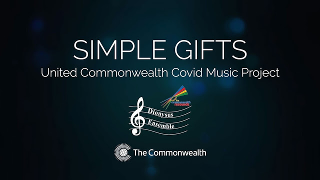Simple Gifts: United Commonwealth COVID music project