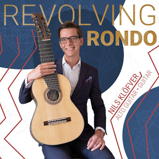 Revolving Rondo: Nils Klöfver's engaging recital explores the work of virtuoso guitarist composers from the 16th century to the present day