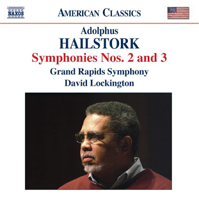 Sergio A. Mims: On Tuesday Dec. 22 on my classical music program on WHPK-FM I will be playing the Naxos CD of Adolphus Hailstork's Symphony No. 3