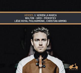 CD : Adrien La Marca, l'alto héroïque