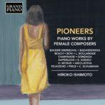 Hiroko Ishimoto: un piano défricheur pour quinze compositrices
