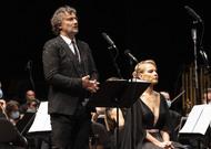 Français - Jonas Kaufmann et Elina Garanca irradient dans Cavalleria Rusticana au Teatro di San Carlo !