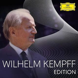 CD : Wilhelm Kempff, la légende de la grande tradition allemande du piano romantique, en 80 CDs