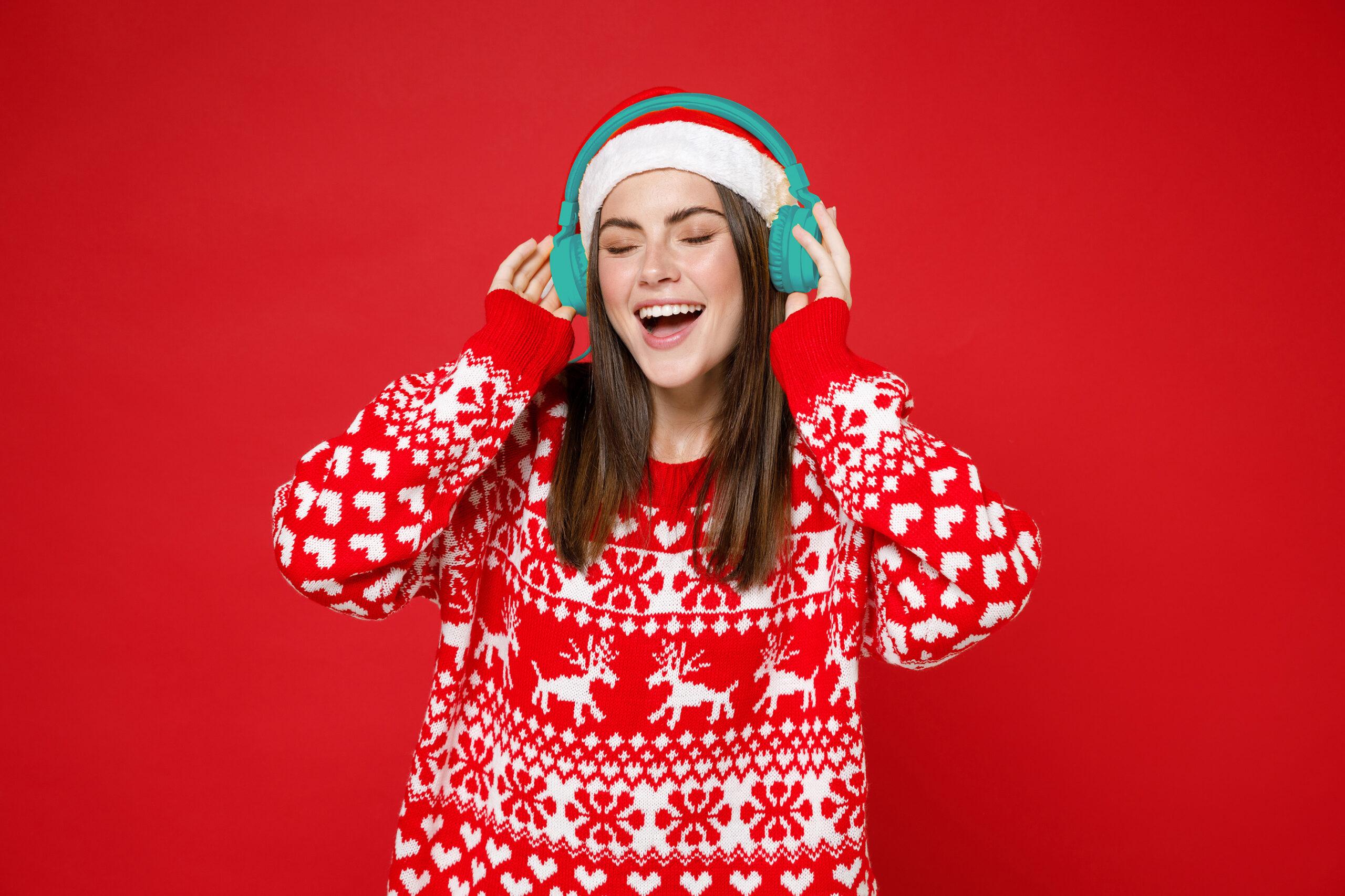 Du classique dans le casque de mère Noël : les sorties de décembre !