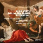 Cantates baroques inédites en hommage à la Signora Pignatelli