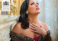Français - Anna Netrebko ouvrira la saison d'hiver de la Royal Opera House dans Tosca