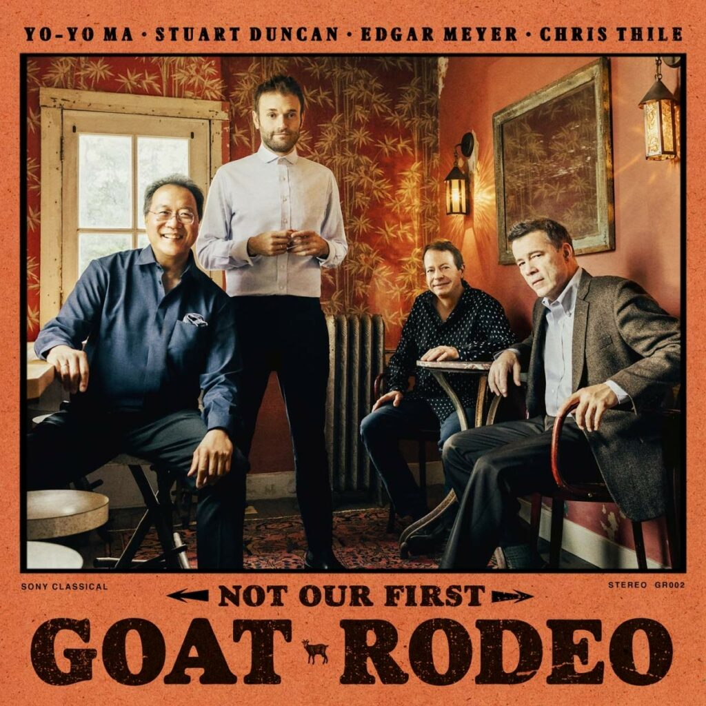 Not Our First Goat Rodeo (Best of 2020)