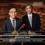 Violon pan-américain avec Andrew Wan et Kent Nagano