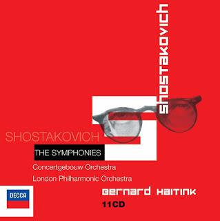 Haitink dirige Chostakovitch