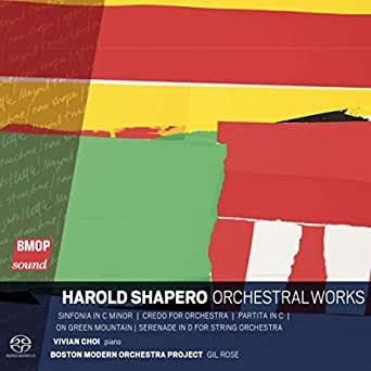 Harold Shapero on BMOP (Best of 2020)