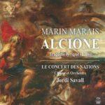 L'Alcione de Marin Marais par Jordi Savall: du songe à la tempête