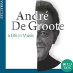 Deux passionnants coffrets  pour les 80 ans d'André De Groote