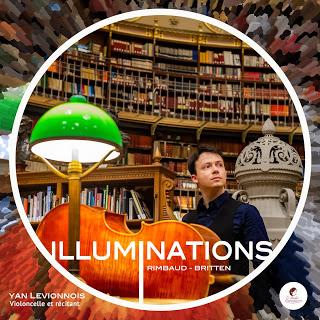 CD : Yan Levionnois, musicien-poète, réunit Benjamin Britten et Arthur Rimbaud pour faire œuvre unique