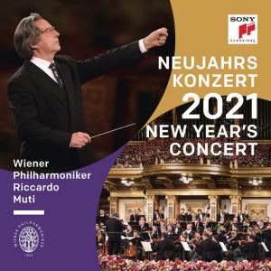 Compte-rendu, concert. VIENNE, concert du nouvel an, 1er janvier 2021 / Neujahrs Konzert 2021. Wiener Philharmoniker, Riccardo Muti (direction).