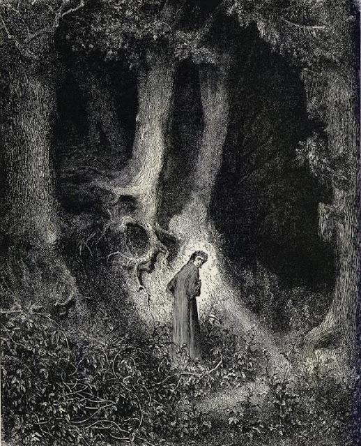 Dante 2021: Inferno I-Selva oscura