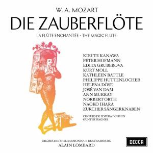 CD événement. MOZART : La Flûte enchantée / Die Zauberflöte (Lombard – 1978 – 2 cd Decca)