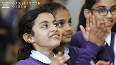 """DALIA"" - our new People's Opera for Garsington"