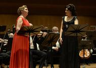 Français - Karine Deshayes & Marina Rebeka portent haut les couleurs du belcanto à Monte-Carlo