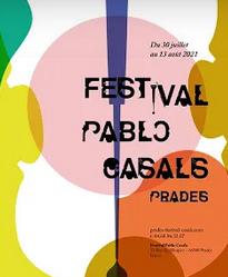 FESTIVAL PABLO CASALS PRADES : du 30 juillet au 13 août 2021