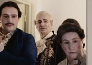 Français - Le Directeur de Théâtre de Mozart en version Covid à La Monnaie
