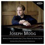 Joseph Moog fait souffler un vent de fraîcheur sur le Premier concerto de Brahms
